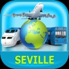 Seville Spain, Tourist Places