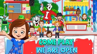 My Town : ICEME Amusement Park screenshot 4
