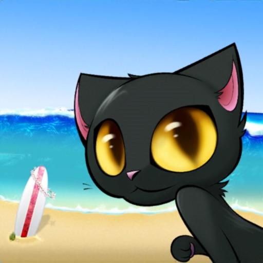 Nathan the beach Cat Run