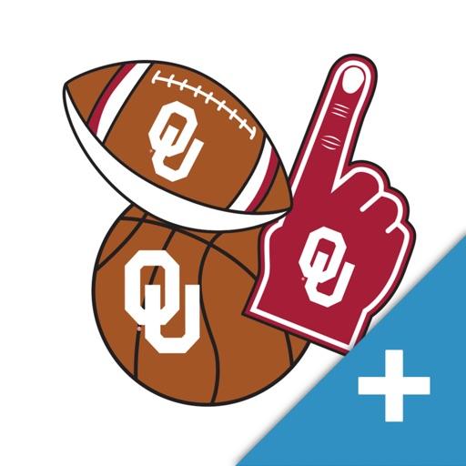 Oklahoma Sooners Pro Selfie Stickers