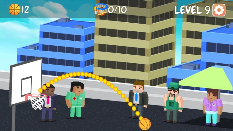 Basketball Hoops Master screenshot-5