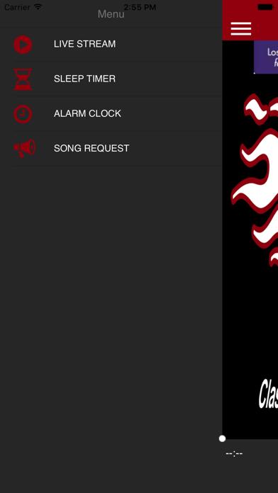 WETX Blazin' 99.5 FM screenshot two
