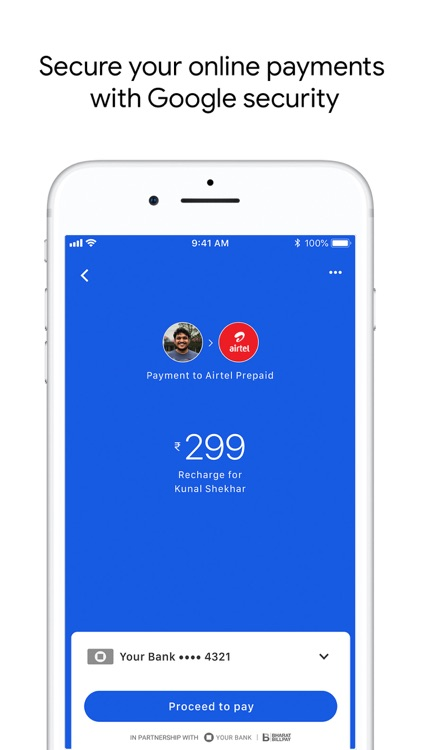 Google Pay for India (Tez) screenshot-5