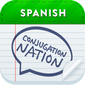 Conjugation Nation Spanish app review
