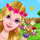 Flower Girl Makeup Salon icon