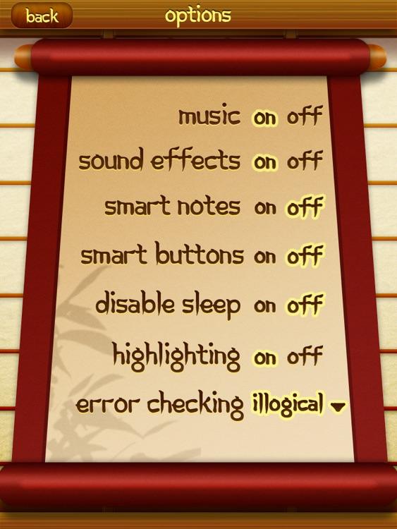 Sudoku HD! screenshot-3