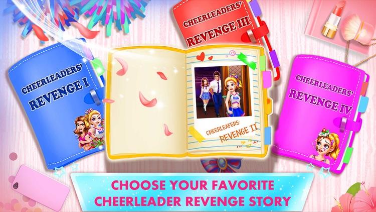 Cheerleader's Revenge Story™