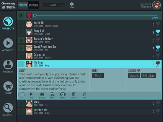 VST Transit GO screenshot 3