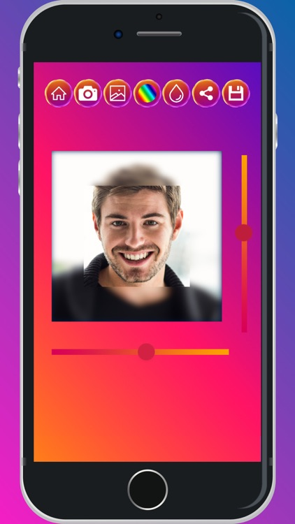 Photo frames with color screenshot-4