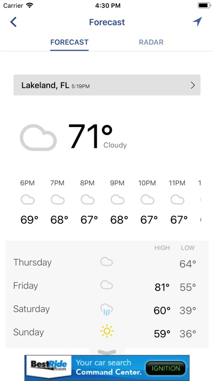 The Ledger - Lakeland, Florida screenshot-3