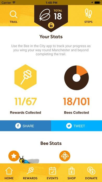 Bee in the City screenshot #4