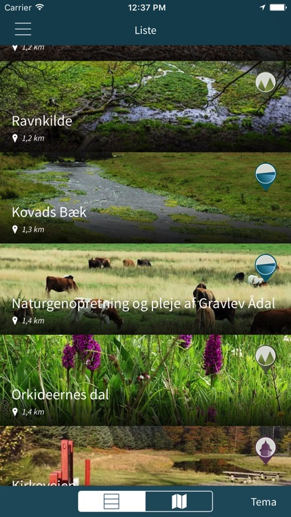 Stiguide Himmerland screenshot-0