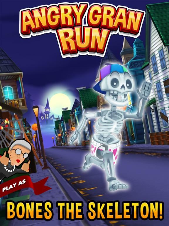 Angry Gran Run - Running Game для iPad