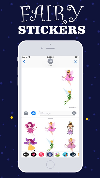 Fairy Emojis screenshot-3