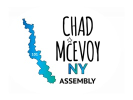 Chad McEvoy is running for the New York Assembly 101 and he is doing it with new ideas, straightforward and transparent approach and iMessage Stickers