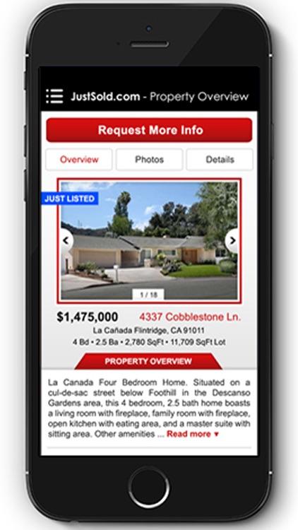 JustSold.com Real Estate screenshot-4