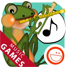 Music Games The Froggy Bands