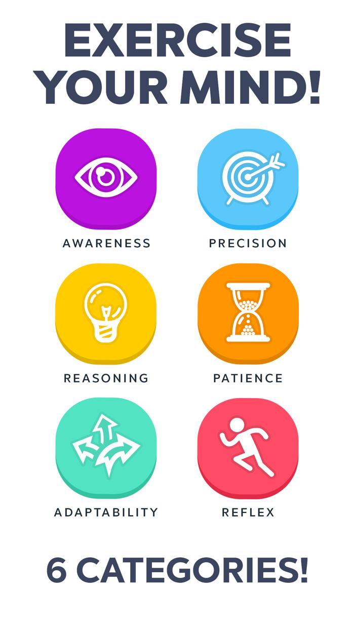 Left vs Right: Brain Games Screenshot
