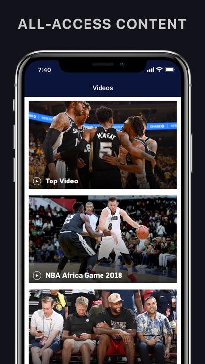 NBA: Official App screenshot-7