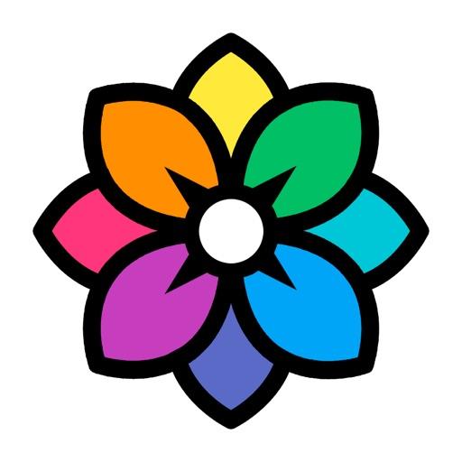 Colors-Recolor Book Colorfy