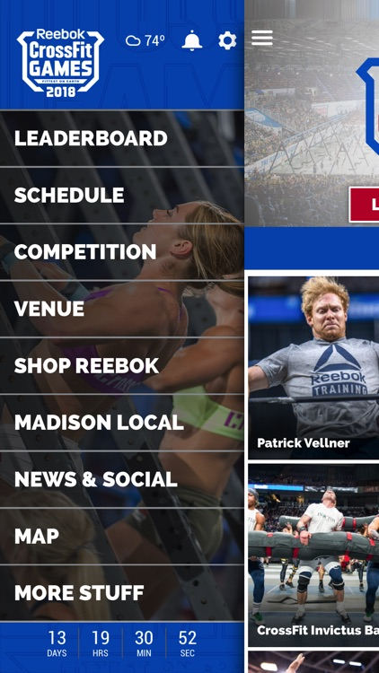 CrossFit Games Event Guide