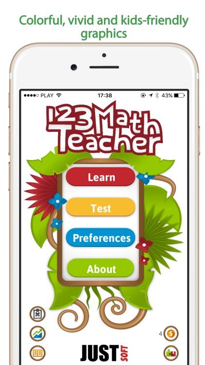 123 Math Teacher