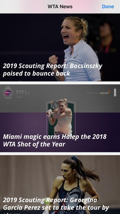 Tennis Player screenshot-8