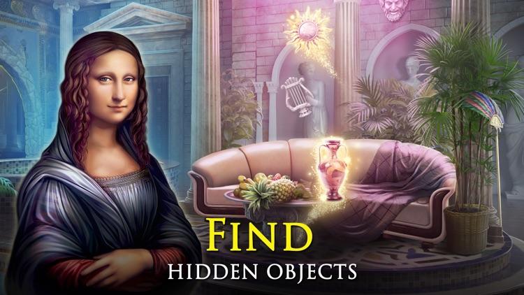 Time Gap: Hidden Objects