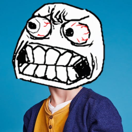 Meme Face - Rage Comic Maker