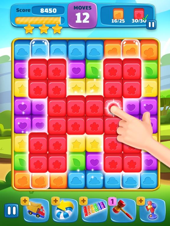 Cube Rush Adventure screenshot 7