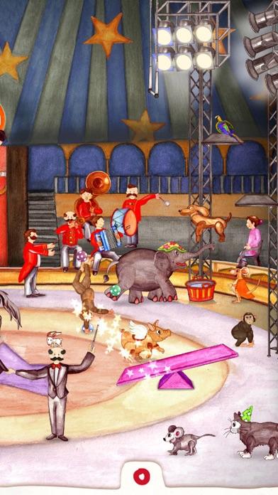 Animal Circus - Toddler's Seek & Find screenshot two