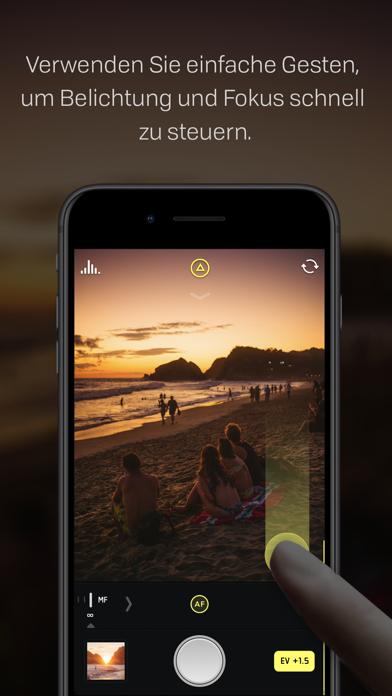 Screenshot for Halide - RAW Manual Camera in Germany App Store