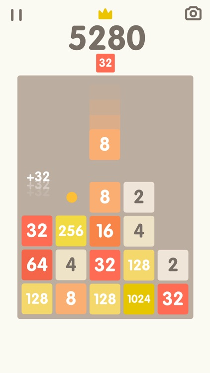 2048 Bricks screenshot-2