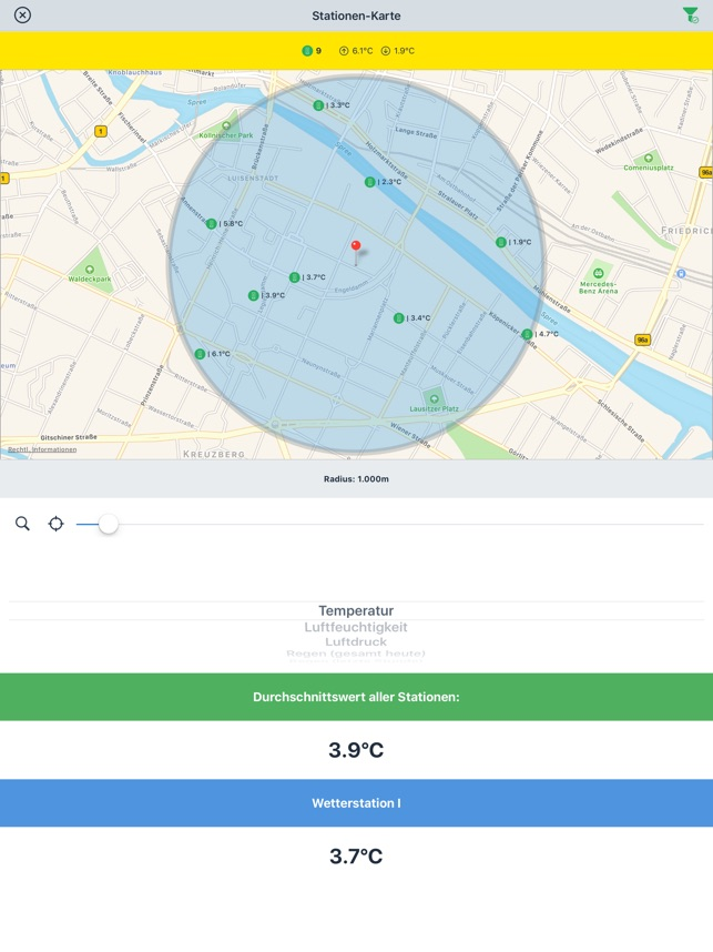 myatmo für Netatmo im App Store