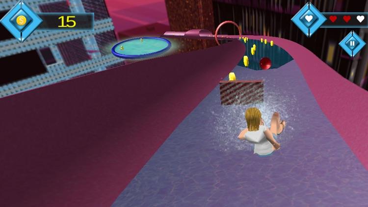Water Slide Park Adventure 3D