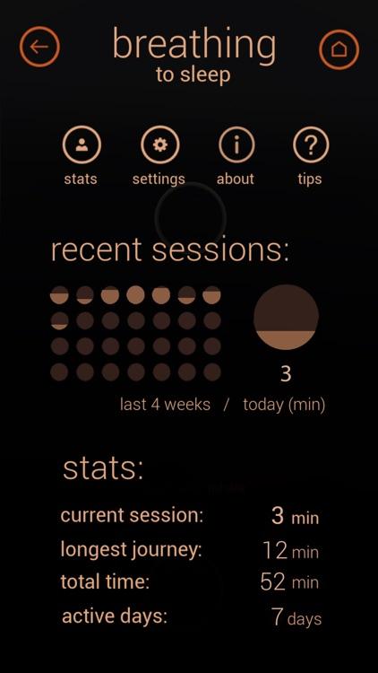 Breathing To Sleep screenshot-3