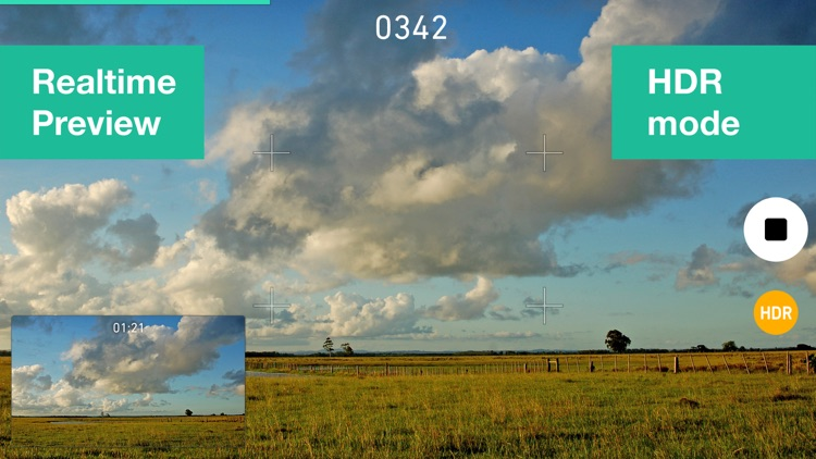 Time Lapse with HDR screenshot-0