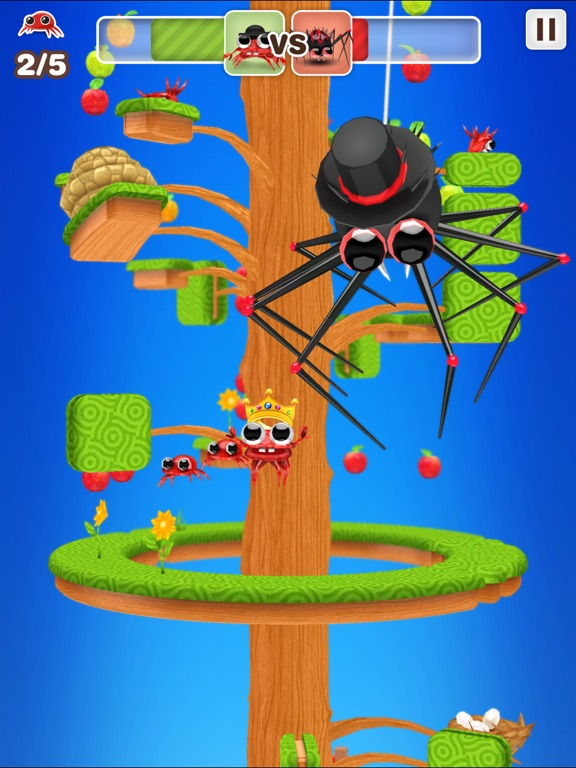 Игра Mr. Crab