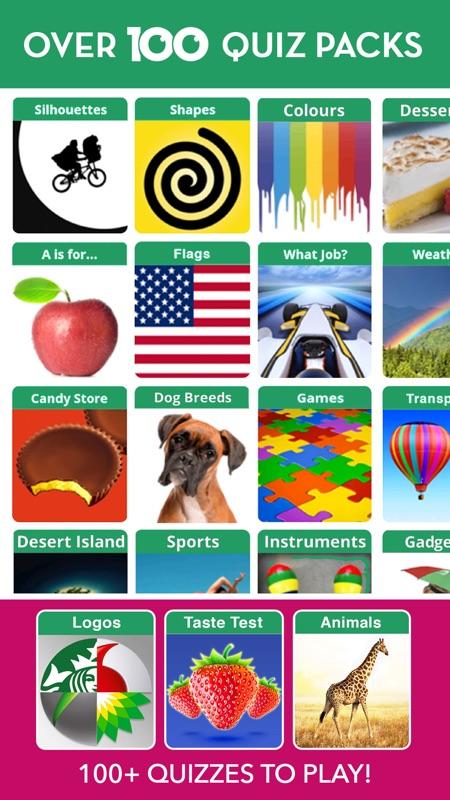 100 PICS Quiz - Picture Trivia Online Hack Tool