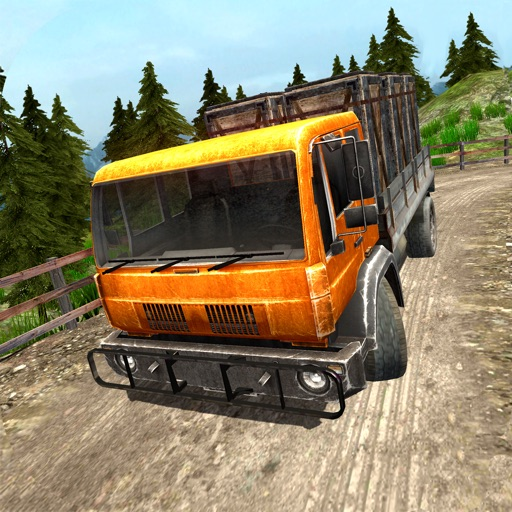 Trucker: Mountain Delivery Sim