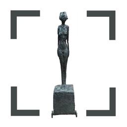 Woman on Cart - Giacometti