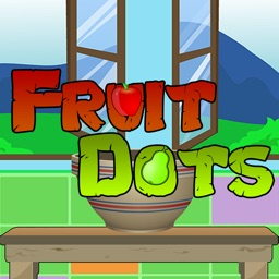 Fruit Gem Dots and Boxes Connect Free