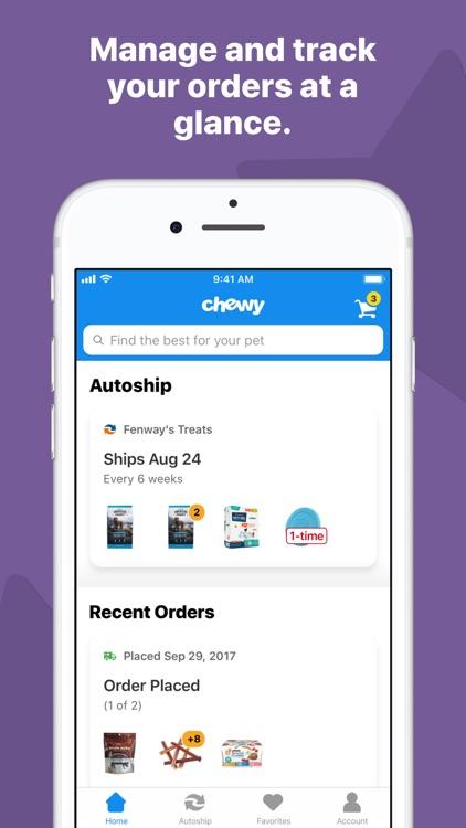 Chewy - Where Pet Lovers Shop screenshot-6