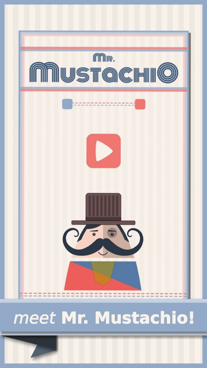 Mr. Mustachio: A Brain Teaser screenshot-0