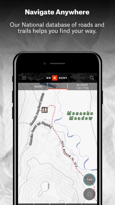 onX Hunt app image