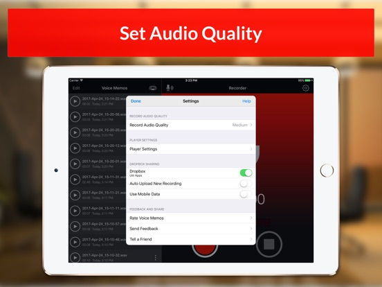 Voice Recorder & Audio Memos Preview 9