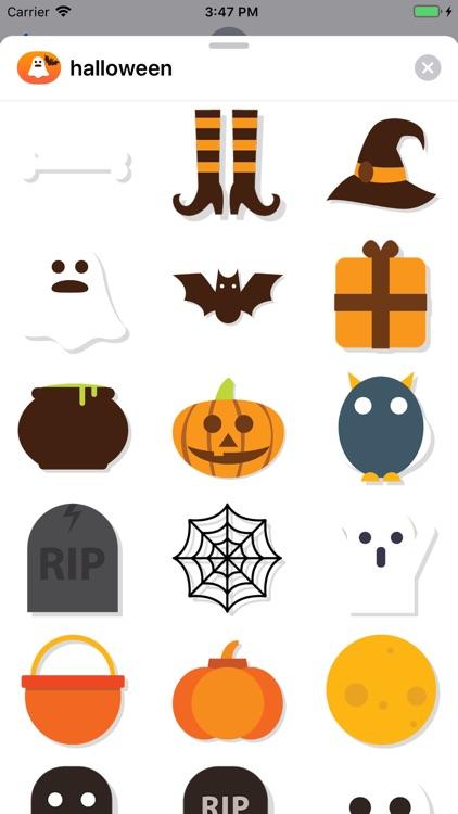 Ultimate Halloween Stickers!
