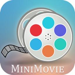 MiniMovie - Photo Video Maker