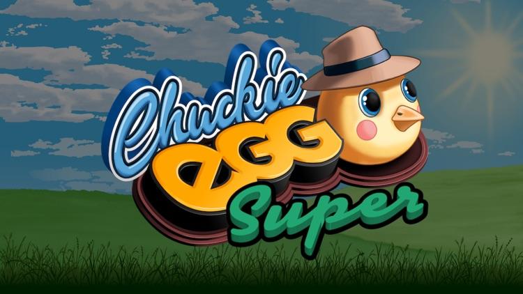 Super Chuckie Egg screenshot-7