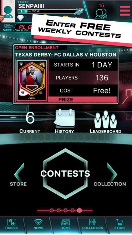 KICK: Football Card Trader screenshot-3